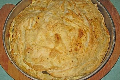 Burek oder Börek, wie mein Mann ihn macht 7