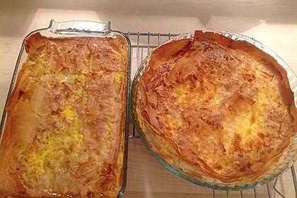 Burek oder Börek, wie mein Mann ihn macht 4