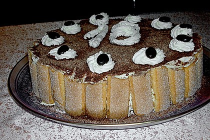 Tiramisu - Cheesecake 3