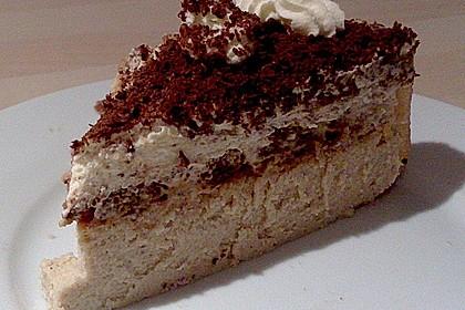Tiramisu - Cheesecake 2