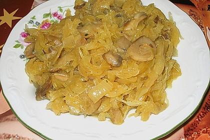 Schlesisches Sauerkraut 3