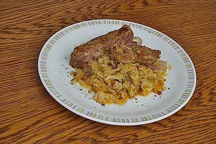 Schlesisches Sauerkraut 0