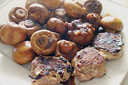 Käsefrikadellen mit Putenhackfleisch 14