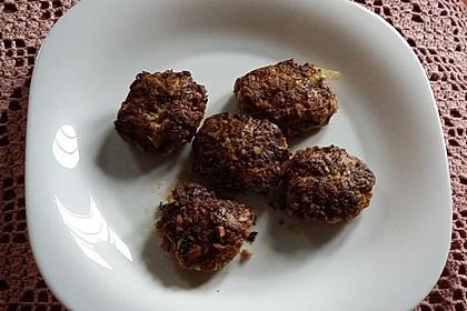 Käsefrikadellen mit Putenhackfleisch 13