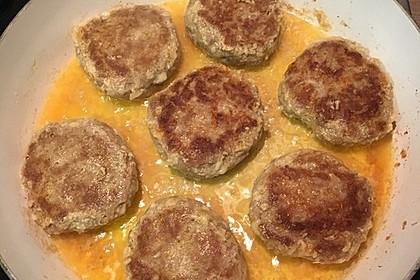 Käsefrikadellen mit Putenhackfleisch 17