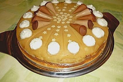 Marzipan - Nougat - Torte 2