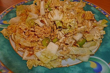 Chinakohl - Nudel - Salat