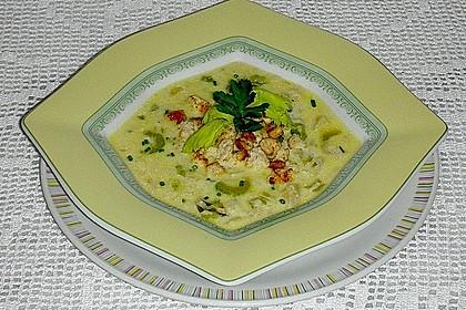 Apfel - Sellerie - Suppe 1