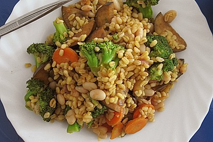 Ebly - Gemüse - Pfanne 1