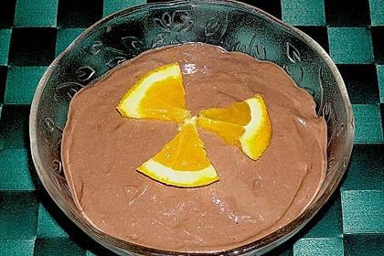 Vegane Mousse au Chocolat 9
