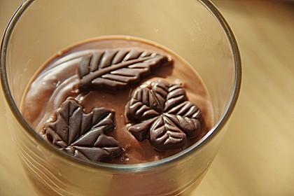 Vegane Mousse au Chocolat 7