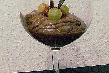 Vegane Mousse au Chocolat 13