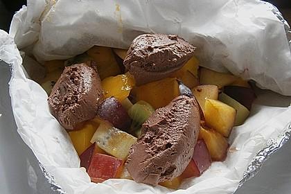 Vegane Mousse au Chocolat 6