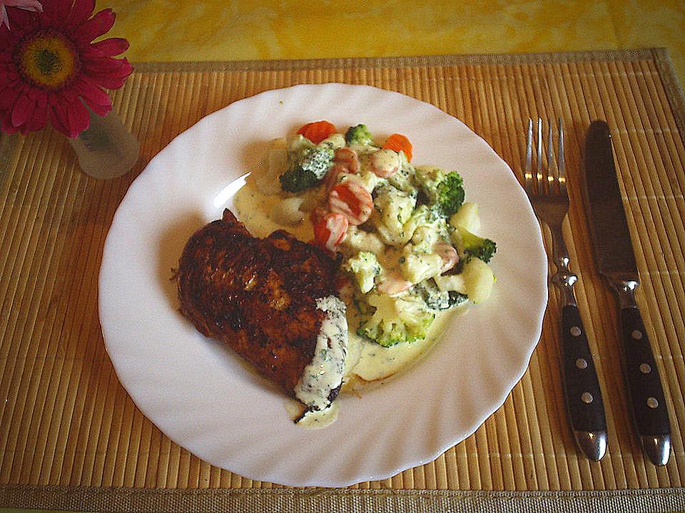 Illes kleine Blitzsoße für Gemüsebeilagen und die schnelle Küche ...