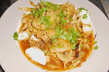 Ille Fischsuppe nach meiner Art - schnell, einfach und trotzdem schmackhaft und sättigend 2