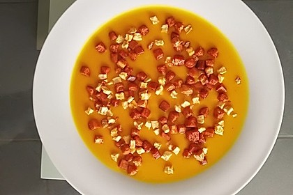 Kartoffel-Kürbis-Suppe 9