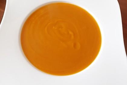 Kartoffel-Kürbis-Suppe 14