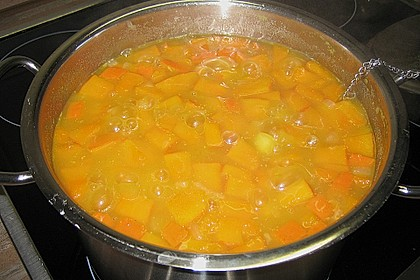 Kartoffel-Kürbis-Suppe 20