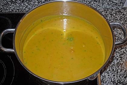 Kartoffel-Kürbis-Suppe 21