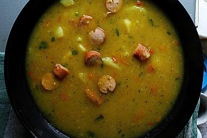 Kartoffel-Kürbis-Suppe 26