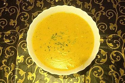 Kartoffel-Kürbis-Suppe 28