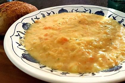 Kartoffel-Kürbis-Suppe 18