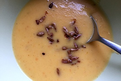 Kartoffel-Kürbis-Suppe 11