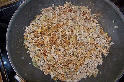 Chinakohl - Eintopf mit Hackfleisch im Schnellkochtopf 4