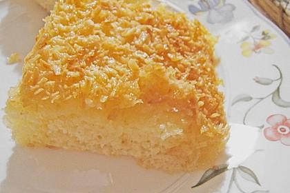 Kokos - Buttermilch - Kuchen 18
