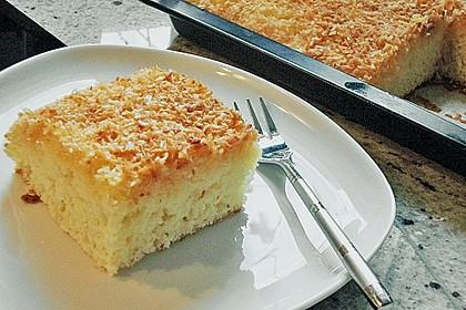 Kokos - Buttermilch - Kuchen 4