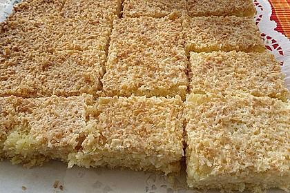 Kokos - Buttermilch - Kuchen 12