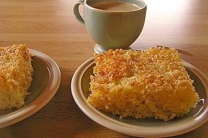 Kokos - Buttermilch - Kuchen 11