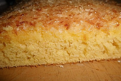 Kokos - Buttermilch - Kuchen 5