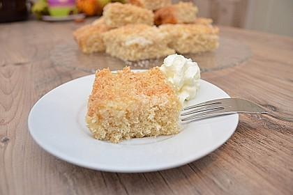 Kokos - Buttermilch - Kuchen 2