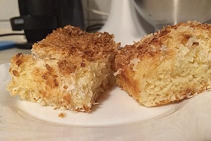 Kokos - Buttermilch - Kuchen 14