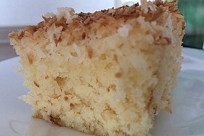 Kokos - Buttermilch - Kuchen 36