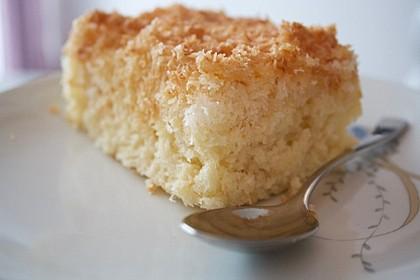 Kokos - Buttermilch - Kuchen 1