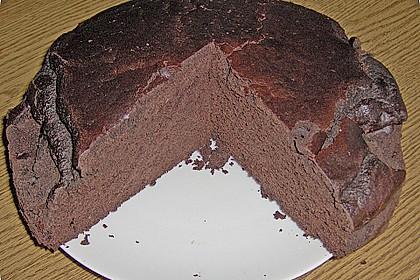 Schokoladen - Sandkuchen