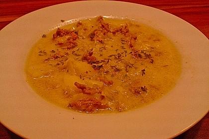 Hackfleisch-Lauch-Suppe 46
