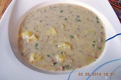 Hackfleisch-Lauch-Suppe 20