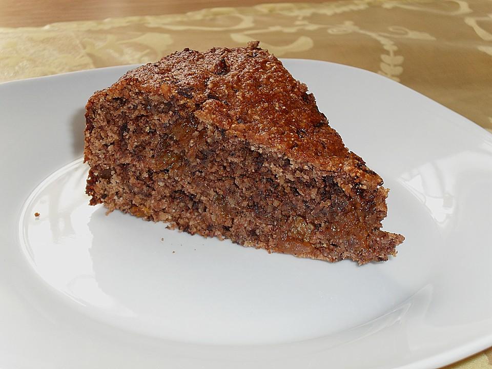 Dinkel Walnuss Kuchen Rezept Mit Bild Von Reimero Chefkoch De