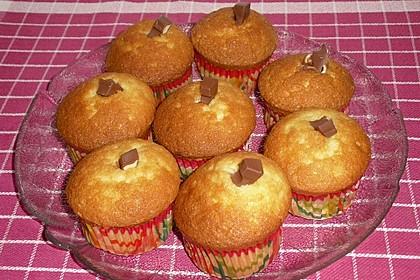 Mini - Fanta - Muffins (Tassen-Rezept) 7