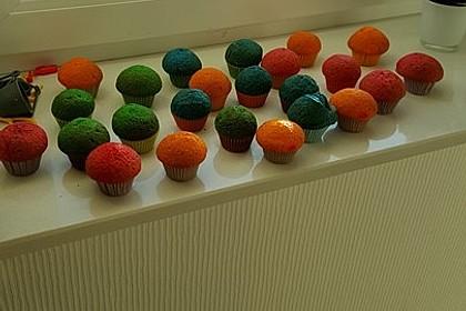 Mini - Fanta - Muffins (Tassen-Rezept) 10