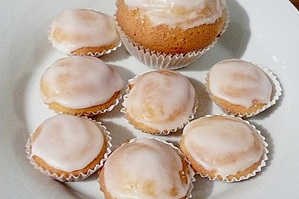 Mini - Fanta - Muffins (Tassen-Rezept) 1