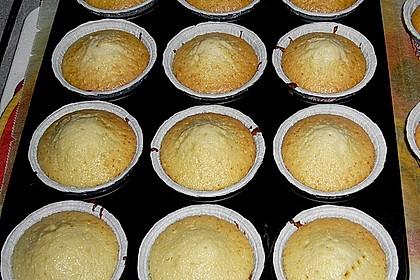 Mini - Fanta - Muffins (Tassen-Rezept) 9