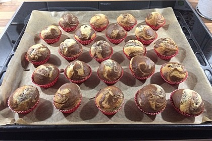 Mini - Fanta - Muffins (Tassen-Rezept) 2