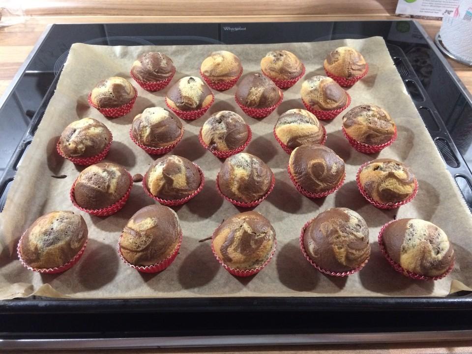mini fanta muffins tassen rezept rezept mit bild. Black Bedroom Furniture Sets. Home Design Ideas