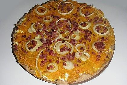 Kürbis-Pizza 5