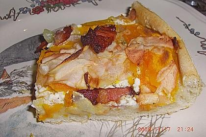 Kürbis-Pizza 4