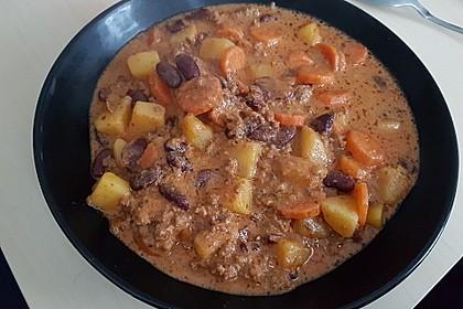 Hack-Gemüse-Suppe à la Martin Liebe 23